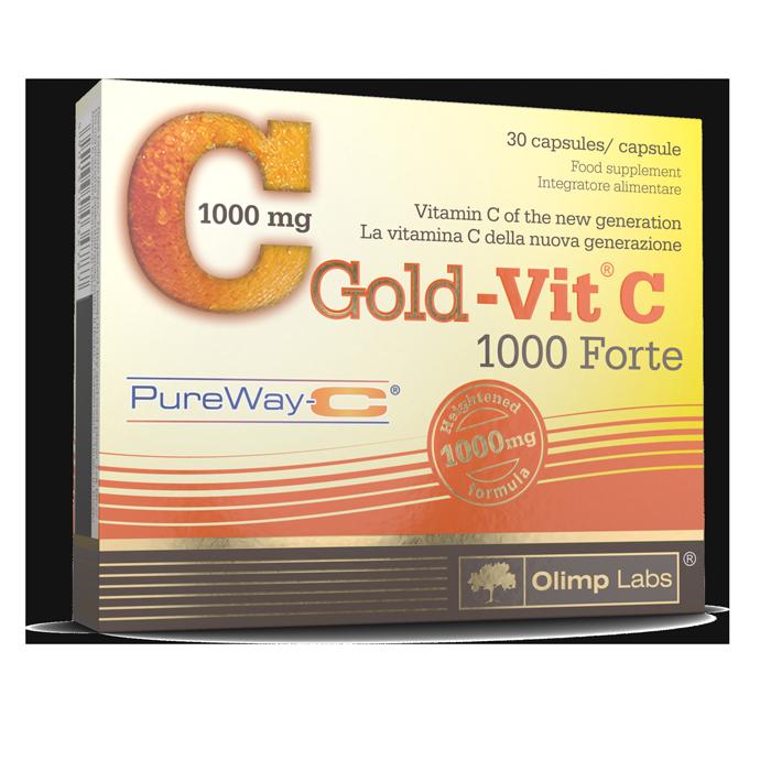 Gold-Vit C 1000 mg Forte