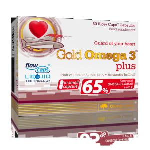 Gold Omega 3 Plus