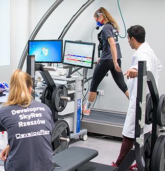 pracownia badań wysiłkowych olimp labs